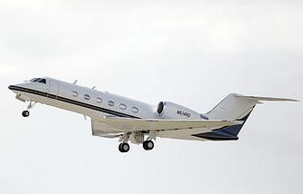 Gulfstream IV. Архив