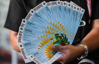 Билеты на матчи чемпионата мира-2014