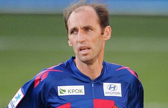 Тренер сборной Боснии и Герцеговины Элвер Рахимич