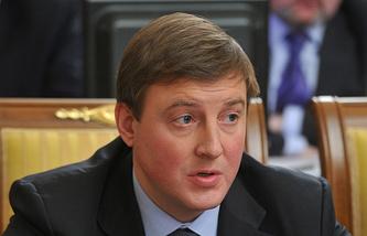 Врио главы региона Андрей Турчак
