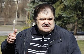 Мэр Киева Владимир Бондаренко