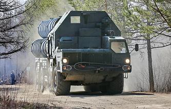 Зенитная ракетная система С-300ПС