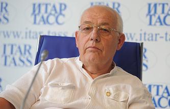 Андрей Артемьев, президент Всероссийской Лиги защитников потребителей
