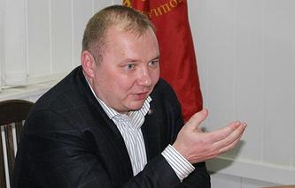Николай Паршин
