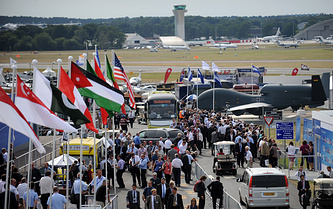 Авиасалон Farnborough Airshow - 2010 в Великобритании