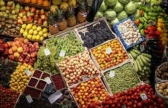 Фермерский рынок
