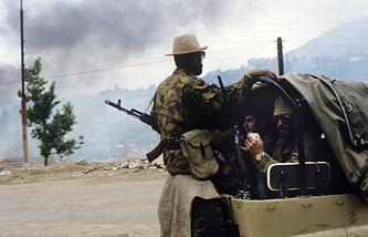 Армяно-азербайджанский военный конфликт, 1992 год