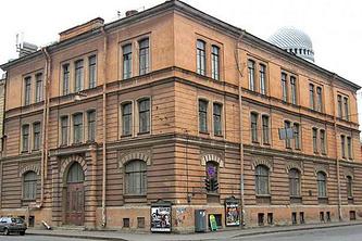 Здание Еврейского ремесленного училища