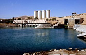 Плотина в Мосуле