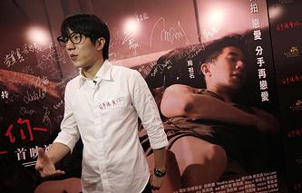 Сын знаменитого актера Джеки Чана Джейси Чан