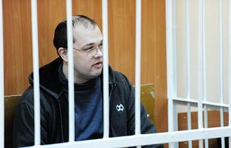 Бывший мэр бердска Илья Потапов