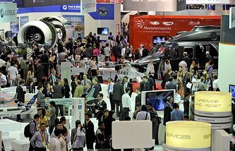 Международная аэрокосмическая выставка в Сингапуре