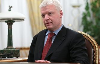 """Президент АК """"АЛРОСА"""" Федор Андреев"""
