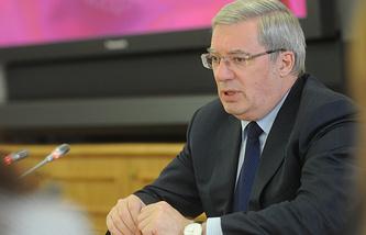 Врио губернатора Красноярского края Виктор Толоконский