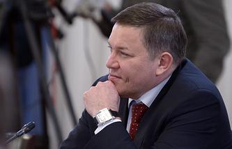 Избранный губернатор Вологодской области Олег Кувшинников