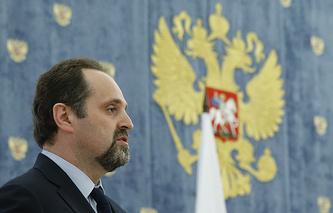 Министр природных ресурсов Сергей Донской