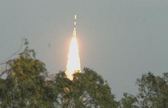 Запуск зонда Mangalyaan, 5 ноября 2013 года