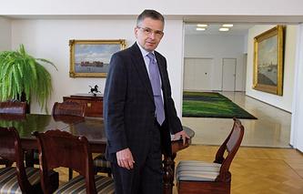 Мэр Хельсинки Юсси Паюнен