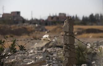 Сирия. Шебаа. 21 сентября