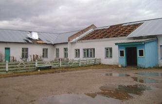 Последствия урагана в Красноярском крае