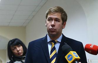 Адвокат Надежды Савченко Илья Новиков