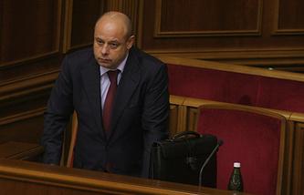 Министр топлива и энергетики Украины Юрий Продан
