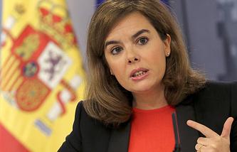 Сорайя Саенс де Сантамария