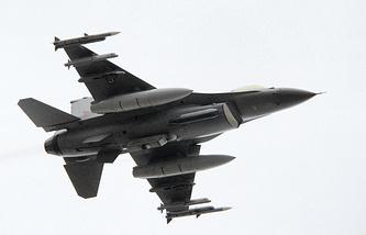 F-16 ВВС Норвегии