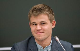 Магнус Карлсен