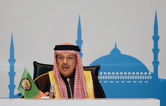 Генеральный секретарь ССАГПЗ Абдель Латиф аз-Зайяни