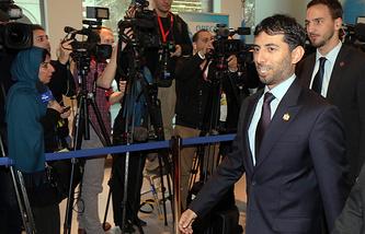 Министр энергетики Эмиратов Сухаил Мохамед Аль Мазруэй