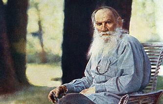 Лев Толстой, 1908 год