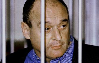 Бывший депутат петербургского заксобрания Юрий Шутов