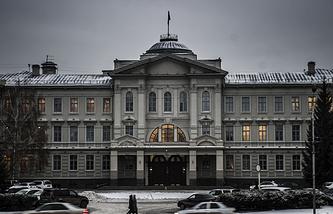 Дом правительства Омской области