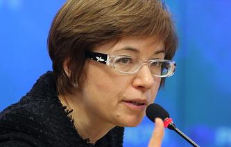 Заместитель председателя Центрального банка РФ Ксения Юдаева