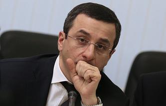 Генеральный директор МНПЗ Аркадий Егизарьян