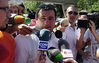 Мино Райола. 2010 год