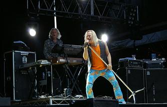 Концерт группы Uriah Heep