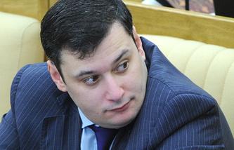 Депутат Госдумы Александр Хинштейн