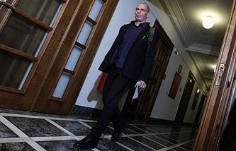 министр финансов Греции  Янис Варуфакис