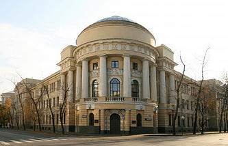 Здание Московского педагогического государственного университета