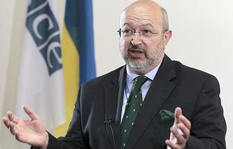 Генеральный секретарь ОБСЕ Ламберто Занньер