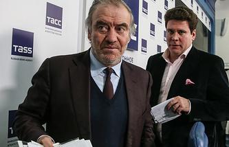 Валерий Гергиев и Денис Мацуев