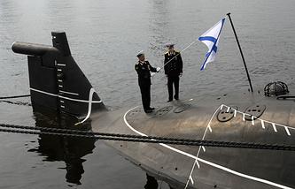 Подводная лодка 4-го поколения проекта 677