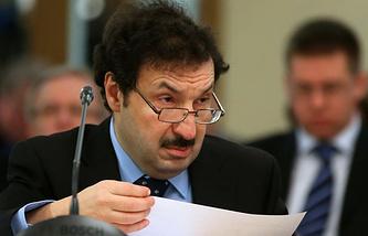 Ректор Российской академии народного хозяйства и госслужбы (РАНХиГС) Владимир Мау