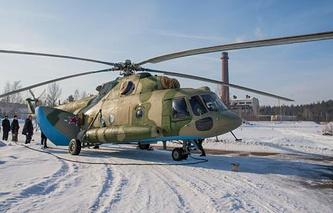Вертолет Ми-8МТПР-1