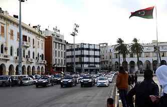 Усиление мер безопасности в Триполи