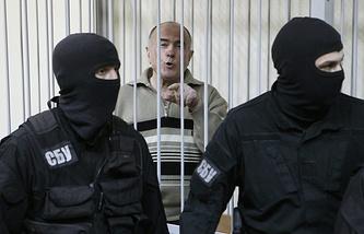 Оглашение приговора Алексею Пукачу