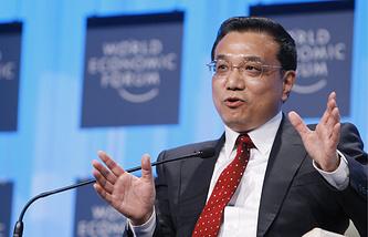 Премьер Госсовета КНР Ли Кэцян