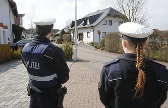 Дом гражданина ФРГ Андреса Любитца в городе Монтабаур, Германия
